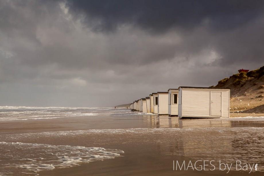 Danish beach houses
