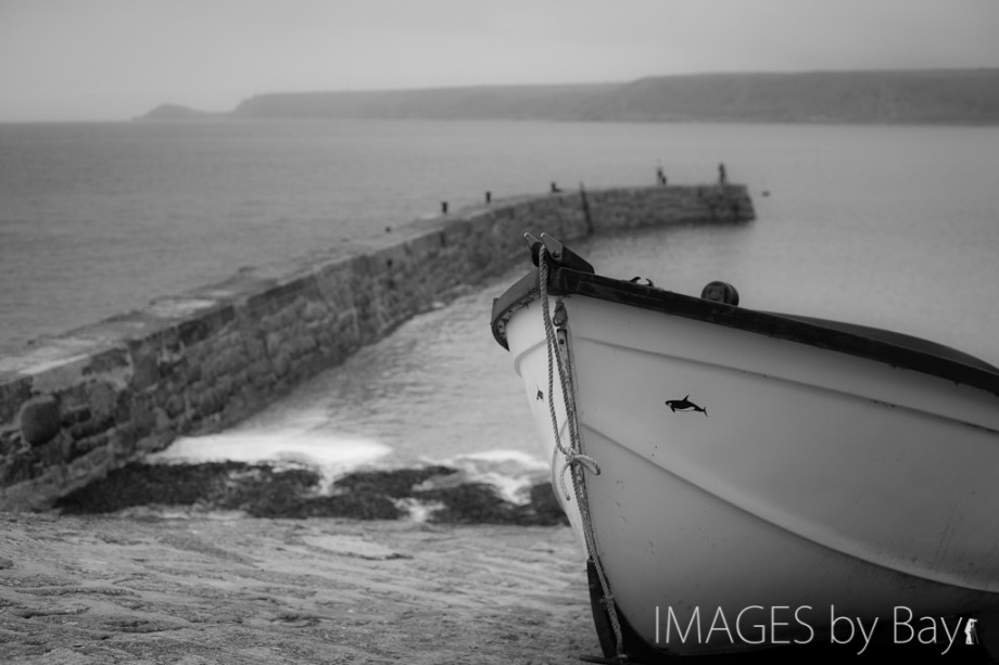 Image of Boat at Sennen Cove