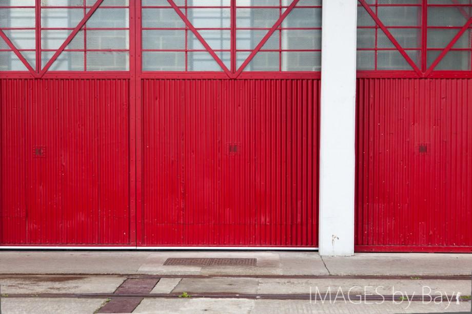 Bristol Red Doors