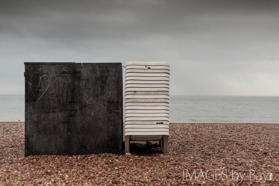 Sun Loungers Brighton Beach