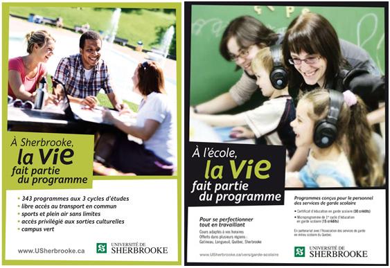 Client : Université de Sherbrooke