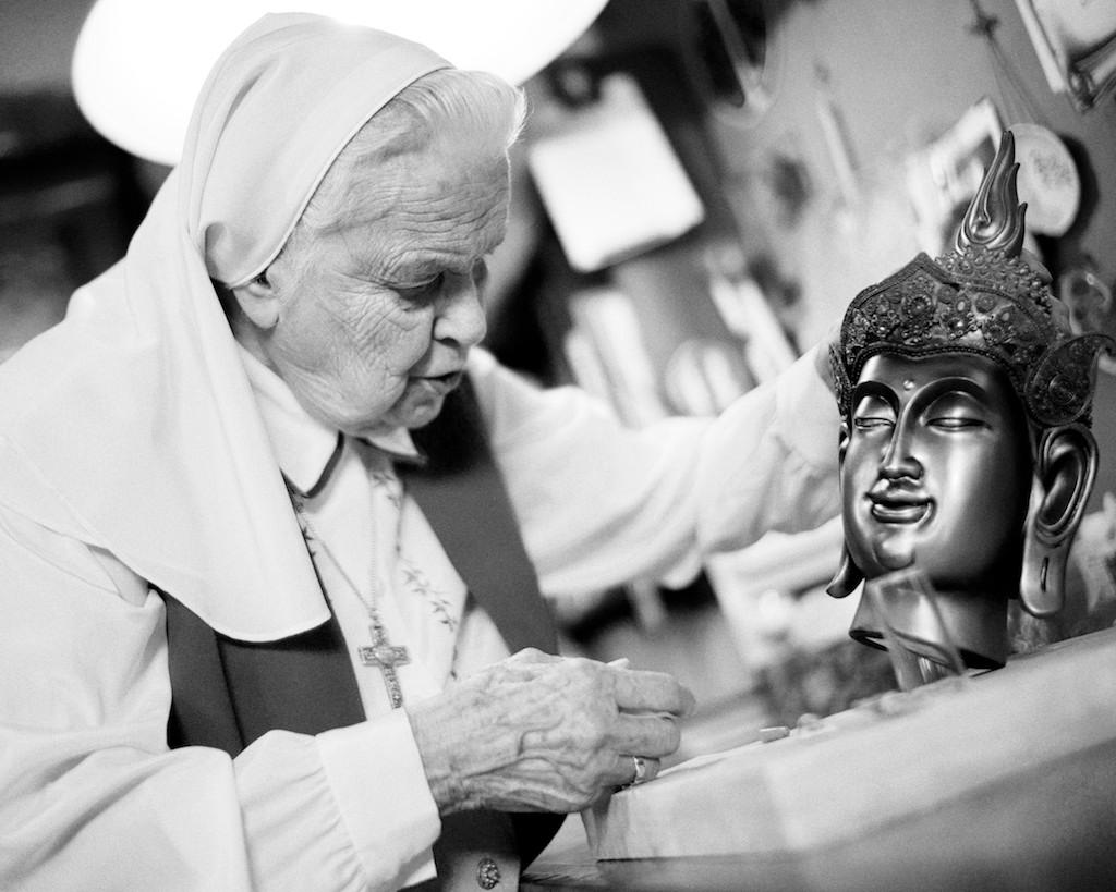 Madeleine Filion, Sœur Missionnaire de Notre-Dame des Anges, sherbrooke, 2013