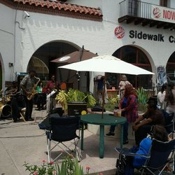 Sidewalk Cafe Gallery