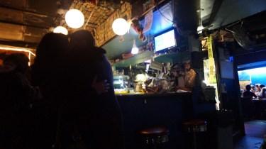 Fat Cat Jazz Bar, where fat cats do fat things.