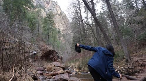 hiking with Tita Vids
