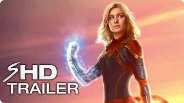trailer teaser de captain marvel 3 Trailer Teaser de Captain Marvel (2019)
