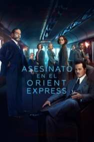 """Póster de la película """"Asesinato en el Orient Express"""""""