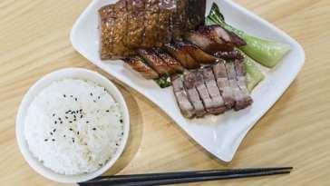Auténtica comida cantonesa en el centro de Madrid