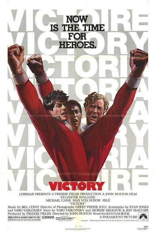 Evasión o Victoria (1981), de John Houston