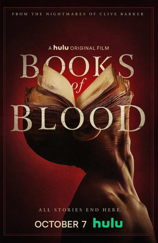 Books of Blood (2020)
