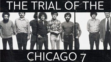 El Juicio de los 7 de Chicago (The Trial of the Chicago 7) - 2020