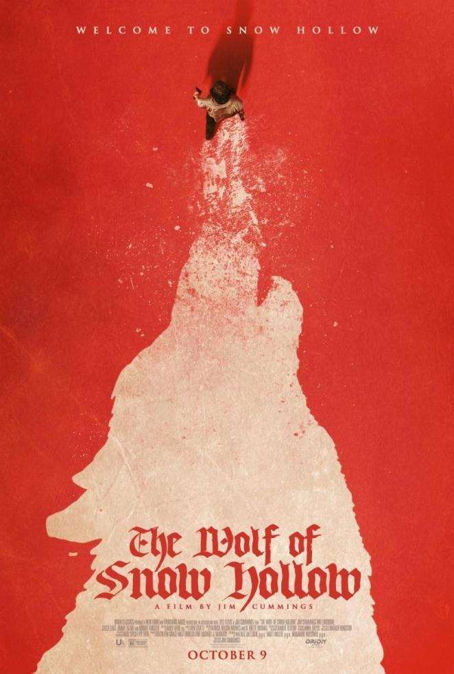 El Lobo de Snow Hollow (The Wolf of Snow Hollow) - 2020