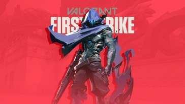 Valorant First Strike
