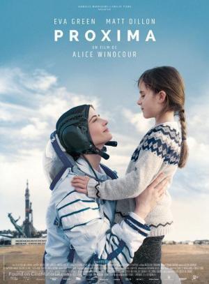 Proxima (2019). Trailer. Estreno Noviembre