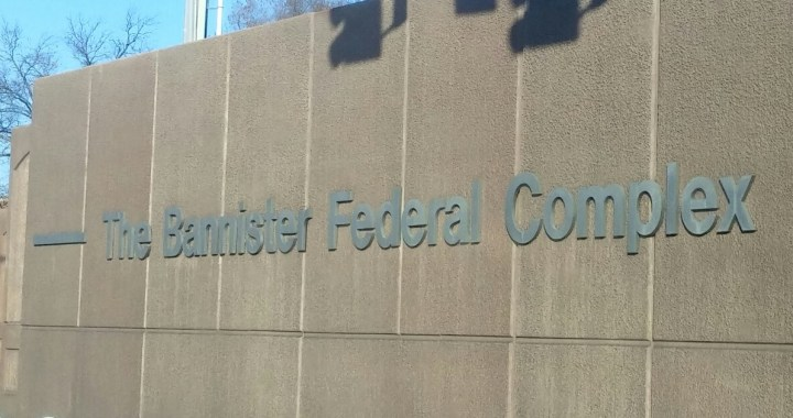 Funding for Bannister Federal Complex Determined Friday