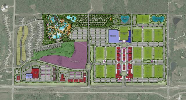 gateway site plan