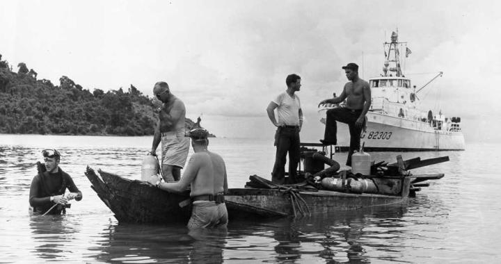 Captain Shares Vietnam Coast Guard Experience
