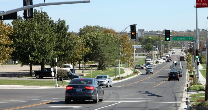 Martin City To Celebrate 135th Street Completion Today