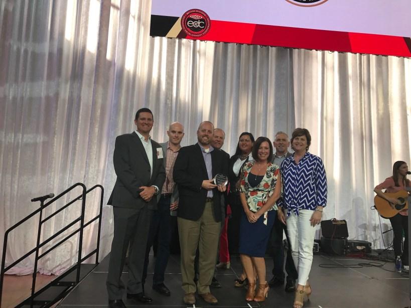 Fishtech Cornerstone Award