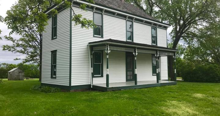 Historic Truman Farm Unlocks Its Doors for One Day