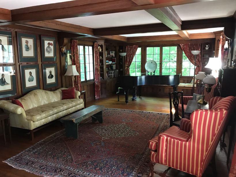Historic home interior