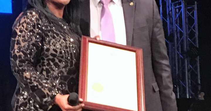 CeCe Winans receives proclamation, invigorates crowd in uplifting performance