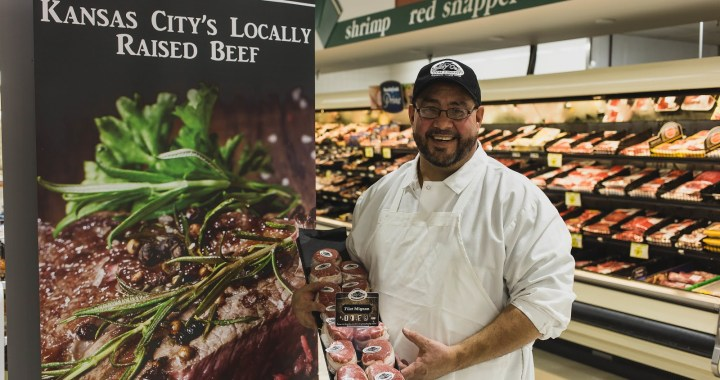 Lipari's Sun Fresh is now carrying locally raised beef