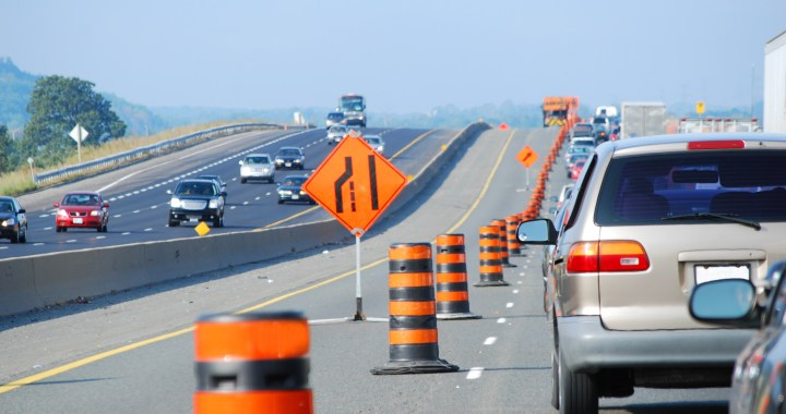 Phase I of I-435 construction nears completion