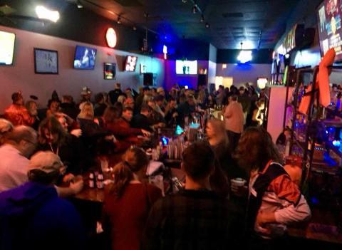 Tavern on 103 full house