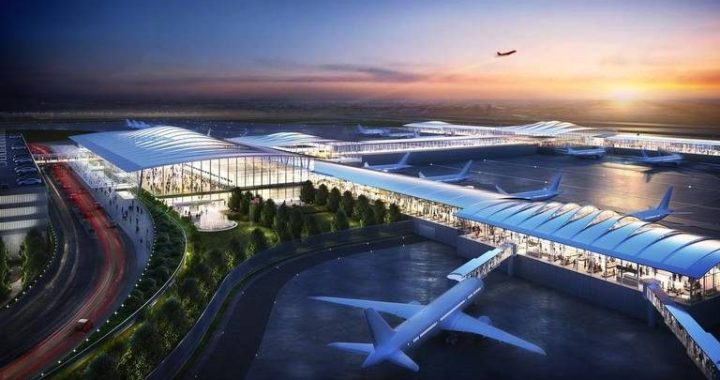 If you want to help construct KCI's airport terminal, you should attend this meeting