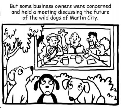 3 Wild Dogs 4