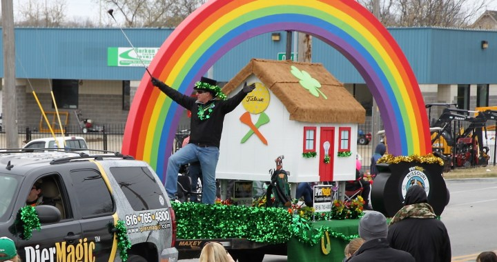 Last day to sign up for Martin City's St. Patrick's Day Parade