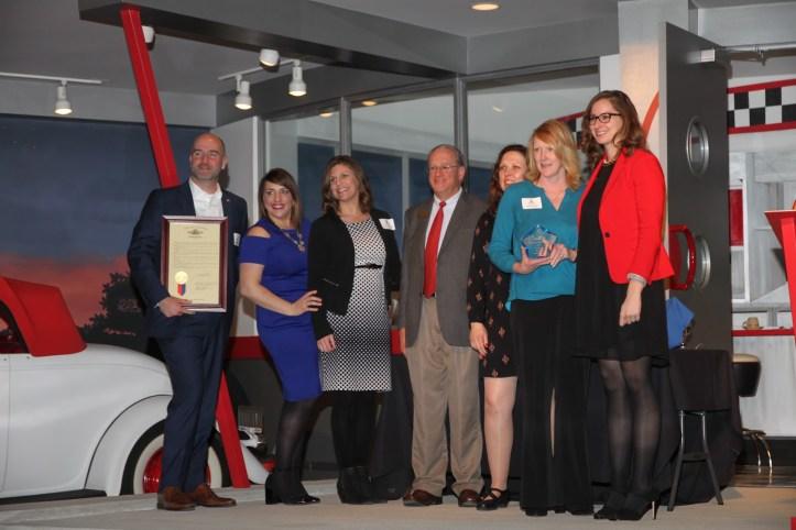 St. Joseph community impact award