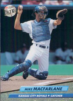 Mike MacFarlane catcher