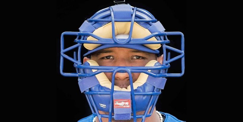 Salvador-Perez-mask