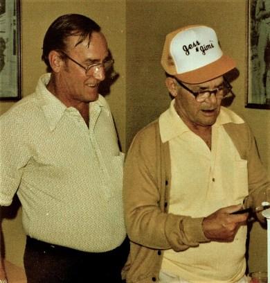 R.C. Van Noy and Jim Wright