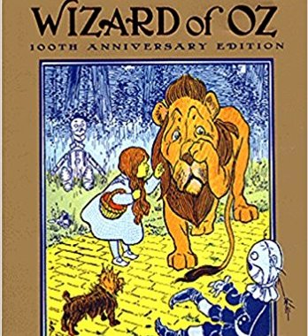 A perfect day to curl up and read a book. Wizard of Oz is first pick for Gilded Lily's Literary Society