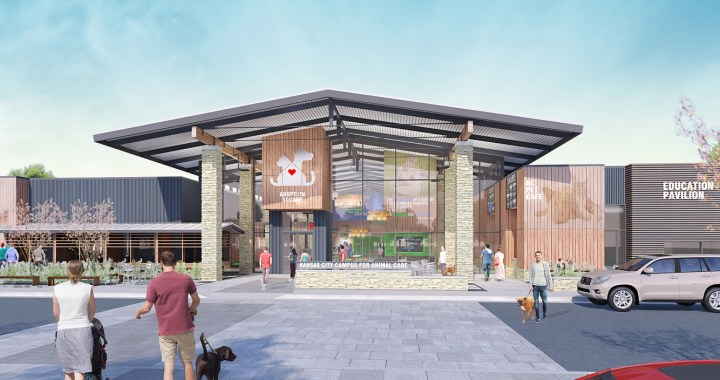 New Animal Shelter Could Begin Construction This Summer