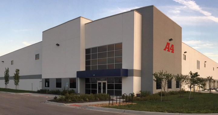Athletic apparel manufacturer moves into warehouse at former Richards-Gebaur