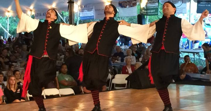 Opa! The 2018 Greek Fest has arrived