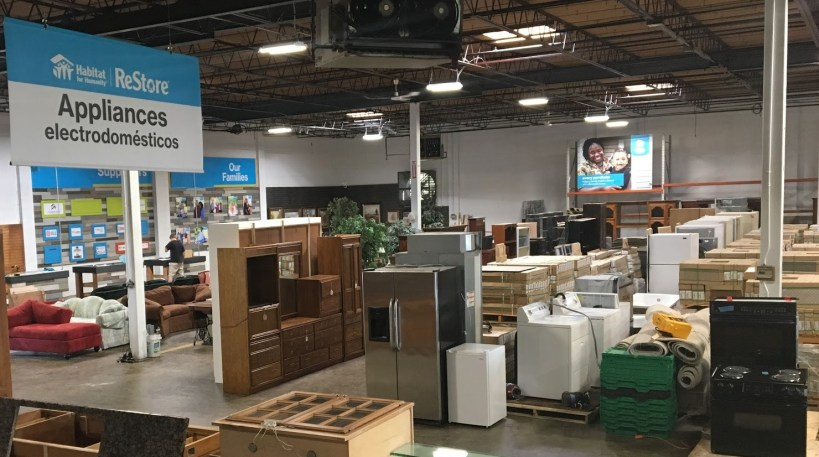 Habitat for Humanity's largest area ReStore opens Saturday in Martin