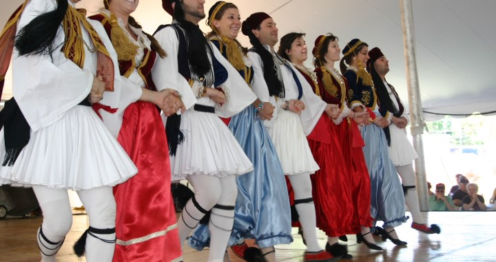 Authenticity is key for local Greek dance troupe