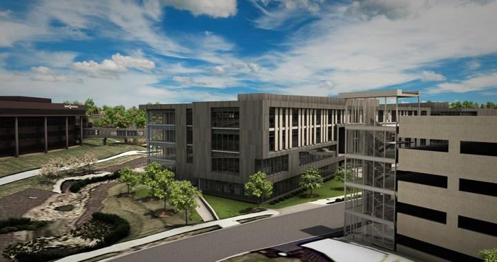 Burns & McDonnell to begin parking garage construction