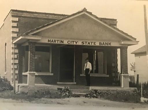 """Stick Em' Up!"" Martin City State Bank Was the Victim of Multiple Robberies"