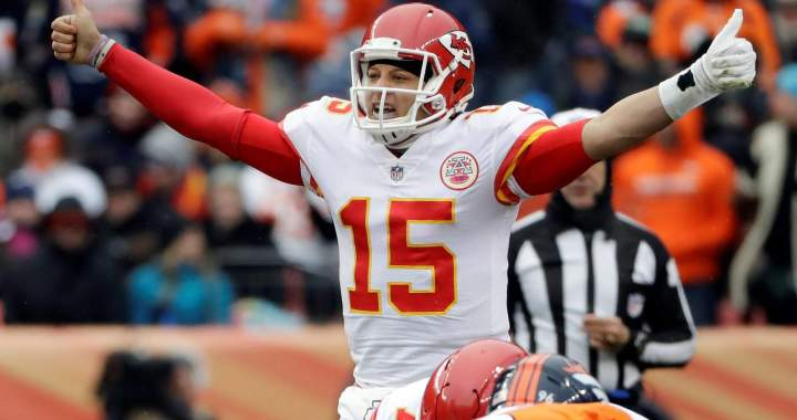 "For Patrick ""Showtime"" Mahomes, the show has just begun"