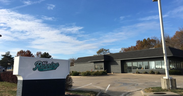 KC Running Co. Moves into Former Hardees Space