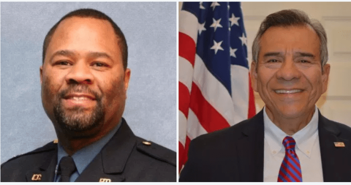 Candidates Forte and Bernal answer questions on why each is running for County Sheriff