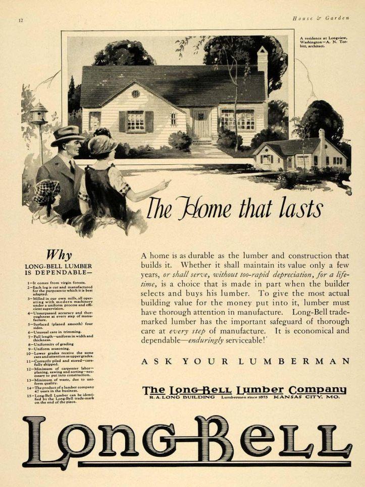 Long bell lumber