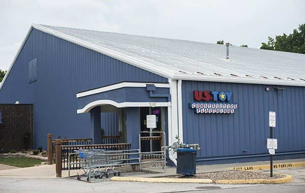 U.S. Toy, a fixture in south KC for 40 years, is moving