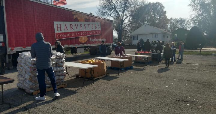 Saturday's mobile food pantry canceled in Martin City due to weather